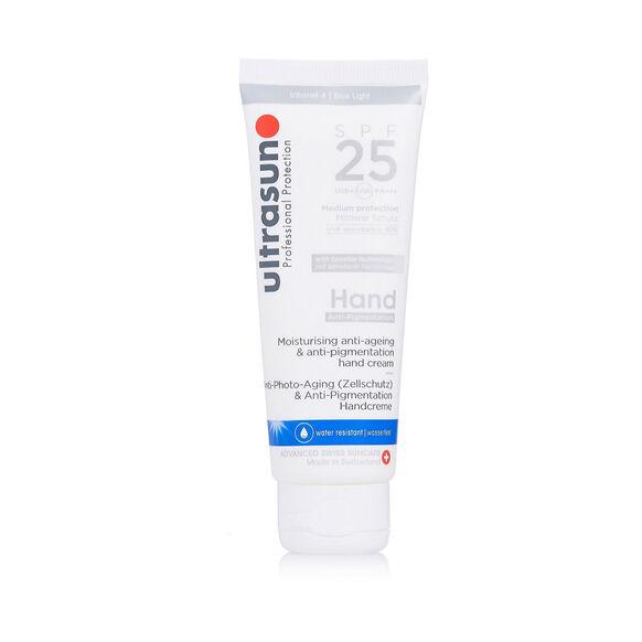 Sun Protection SPF 25 Hand Cream, , large, image1