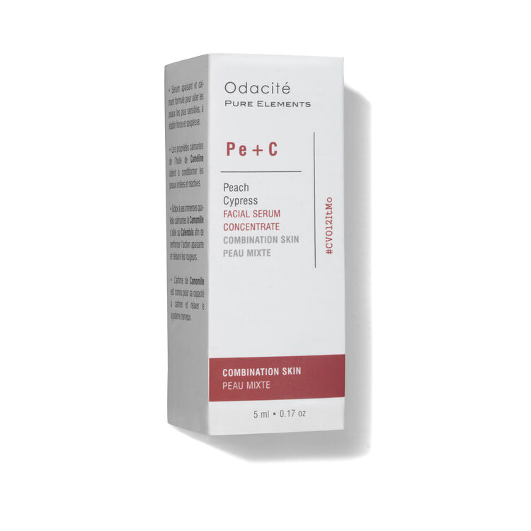 Pe+C Combination Skin Serum Concentrate (Peach + Cypress), , large