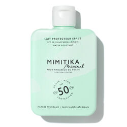 Mineral Sunscreen Lotion SPF50, , large