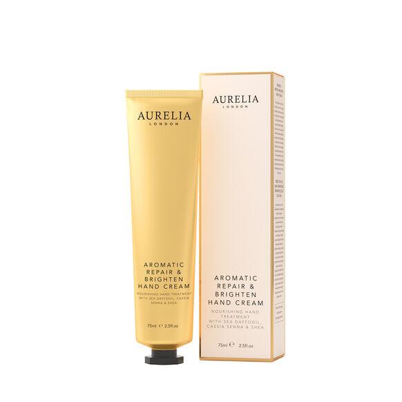 Aromatic Repair & Brighten Hand Cream, , large, image2