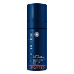 Organic Extrème Face + Scalp Sunscreen Mist SPF50, , large
