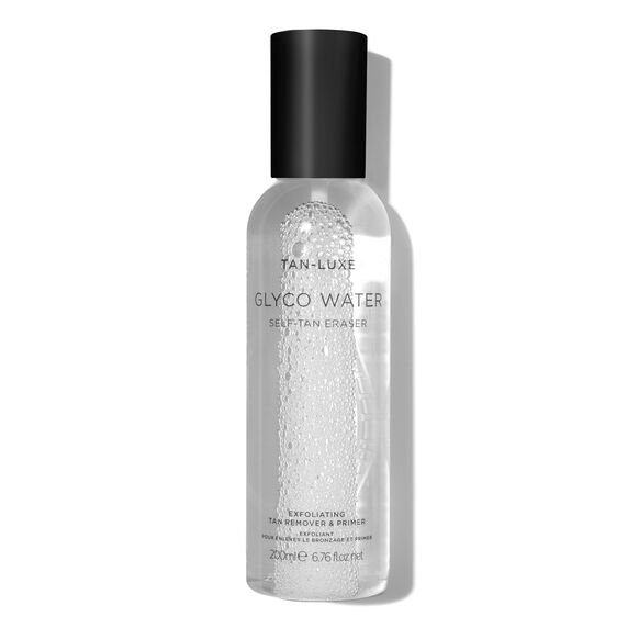 Glyco Water Exfoliating Tan Remover & Primer, , large, image1