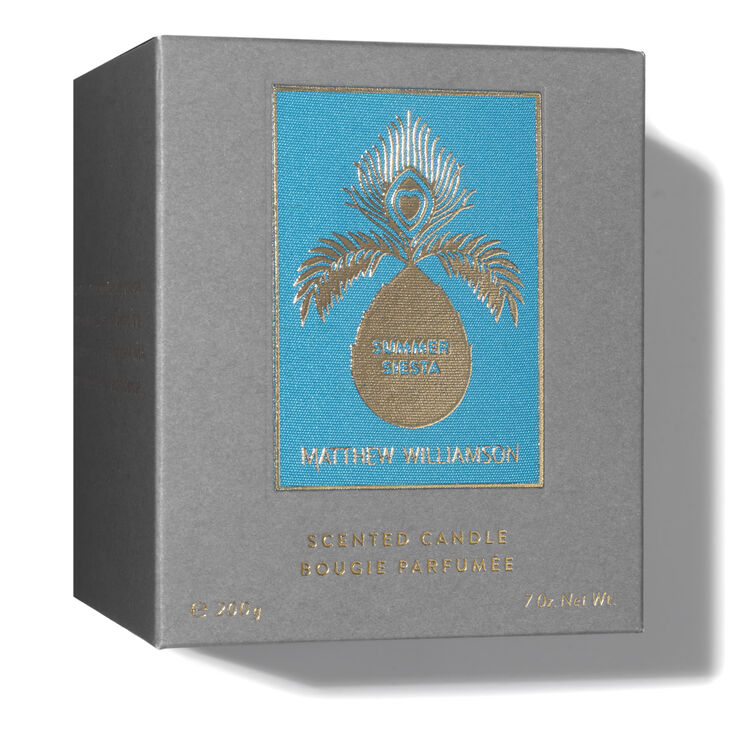 Summer Siesta Scented Candle 200g, , large