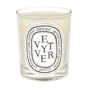 Vetyver Scented Candle