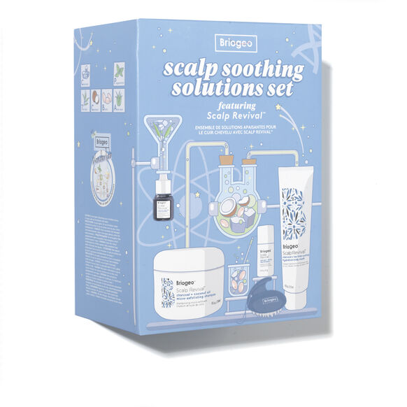 Scalp Revival Scalp Soothing Solutions Set Featuring Scalp Revival, , large, image3