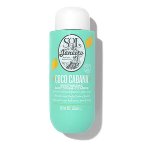 Coco Cabana Moisturizing Body Cream Cleanser