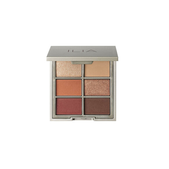 The Necessary Eyeshadow Palette, WARM NUDE, large, image1