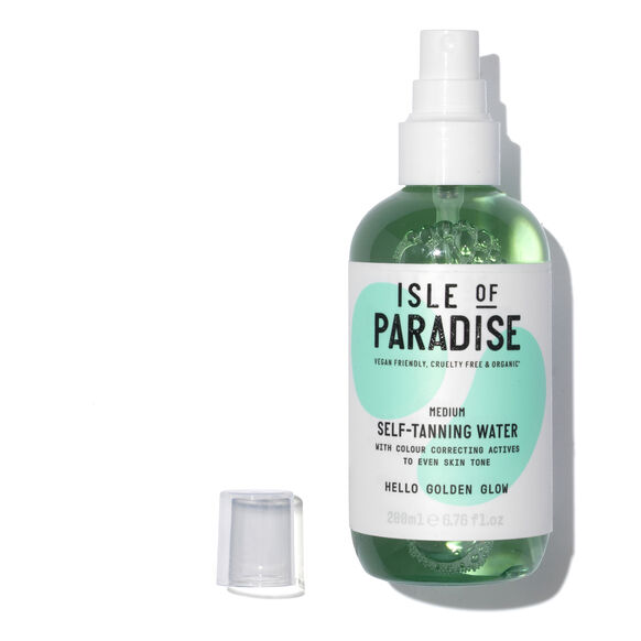 Self Tanning Water Green, MEDIUM 200ML, large, image2