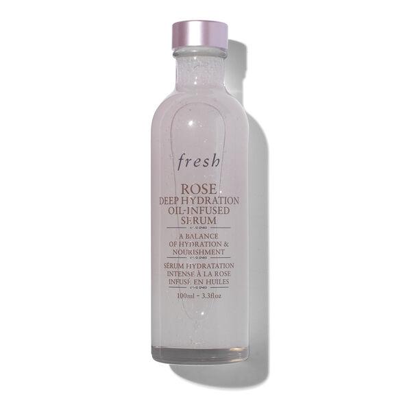 Rose Deep Hydration Oil-infused Serum, , large, image1
