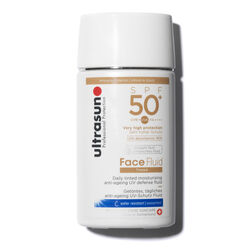 Sun Protection Tinted Face Fluid SPF50+, , large