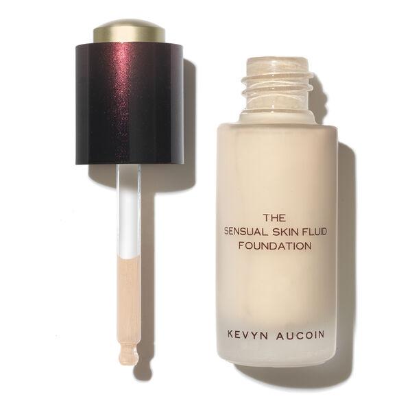 The Sensual Skin Fluid Foundation, SF2, large, image3