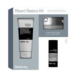 Beard Basics Kit, , large