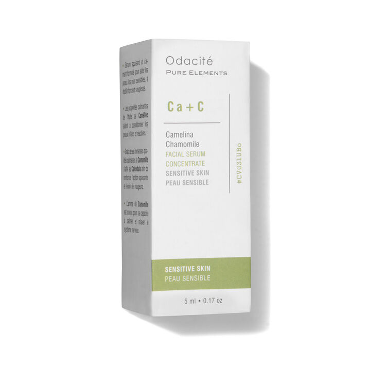 Ca+C Sensitive Skin Serum Concentrate (Camelina + Chamomille), , large
