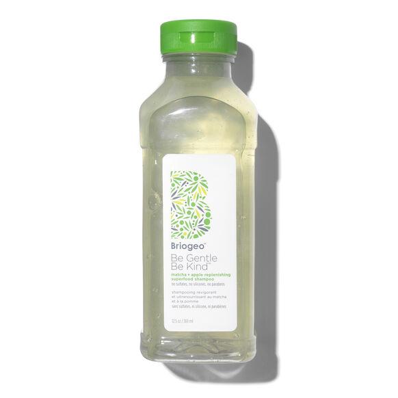 Be Gentle, Be Kind Matcha + Apple Replenishing Superfood Shampoo, , large, image_1