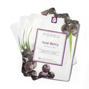 Farm To Face Sheet Mask - Acai Berry