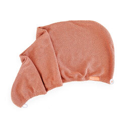 Hair Turban Lisse D'Air Antibacterial, , large