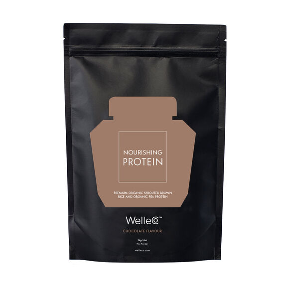 Nourishing Plant Protein Refill Pack, , large, image1