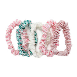 Midi Silk Scrunchies, HOLLYWOOD HILLS, large