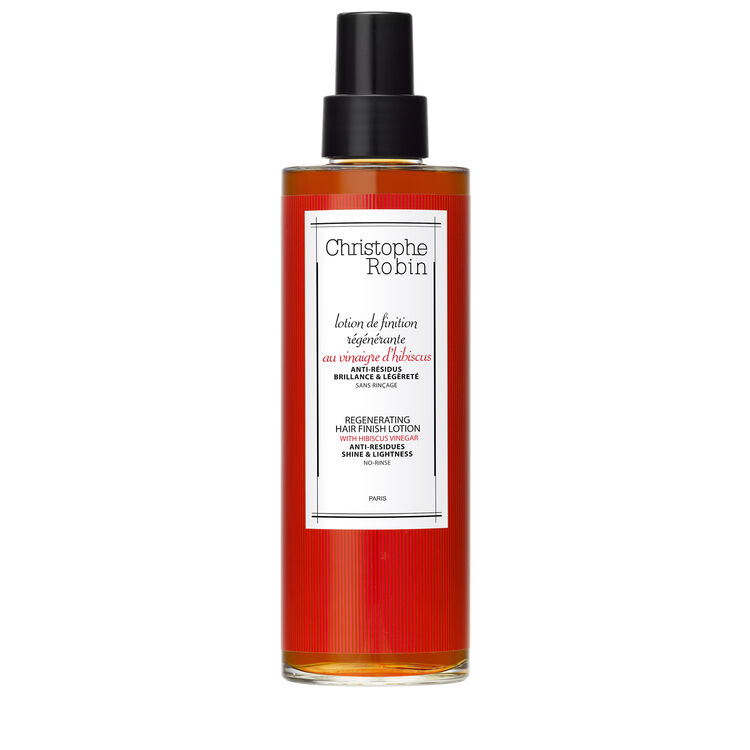 Regenerating Hair Finish Lotion with Hibiscus Vinegar, , large