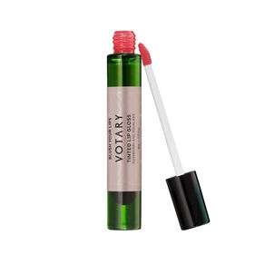 Tinted Lip Gloss Raspberry and Squalane