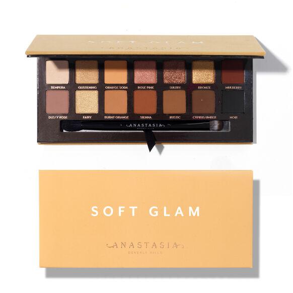 Soft Glam Eyeshadow Palette, , large, image4