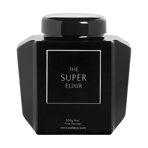Super Elixir Greens Refillable Black Caddy, , large, image1