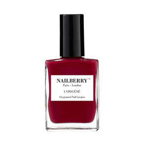 Strawberry Jam Oxygenated Nail Lacquer