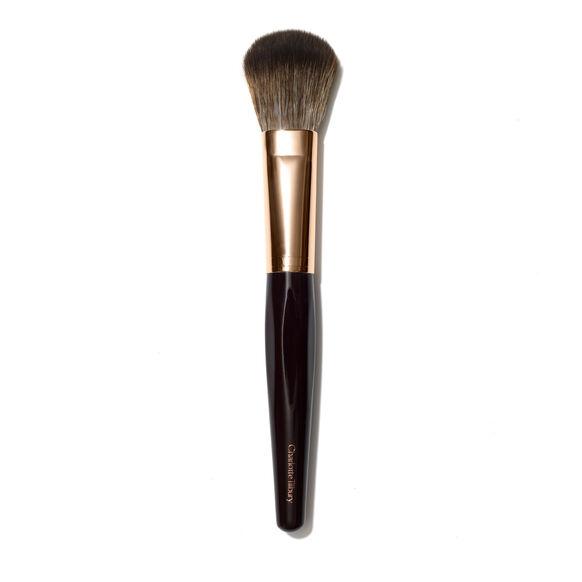 Bronzer & Blusher Brush, , large, image1
