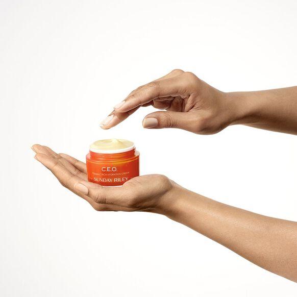 CEO Vitamin C Rich Hydration Cream, , large, image5