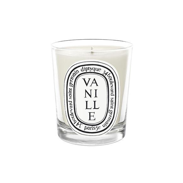 Vanilla Mini Scented Candle, , large, image1