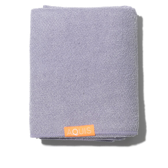 Hair Towel Lisse Luxe - Cloudy Berry, CLOUDY BERRY, large, image2