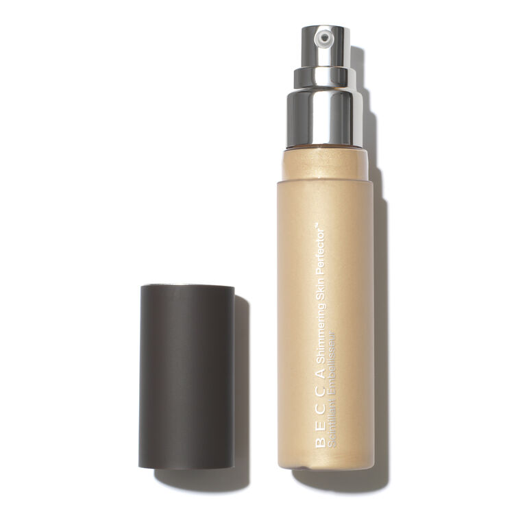 Shimmering Skin Perfector Liquid Highlighter, GOLD POP, large
