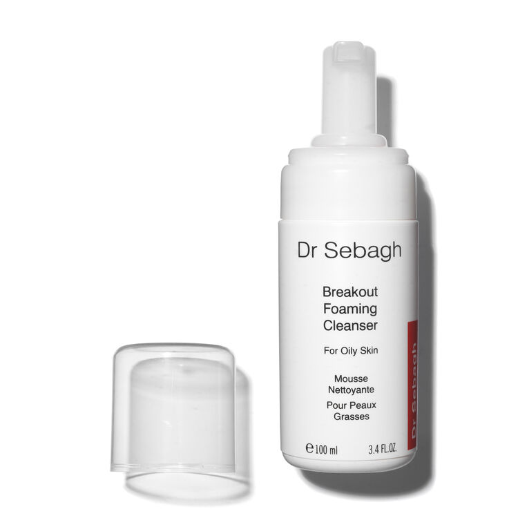 Breakout Foaming Cleanser 100ml, , large