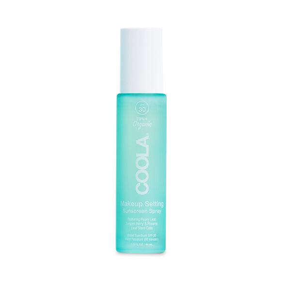 Makeup Setting Spray Organic Sunscreen SPF 30, , large, image1