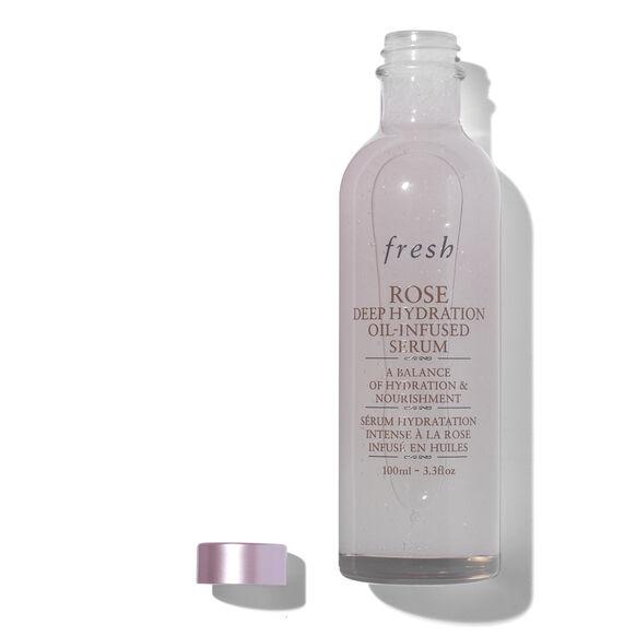 Rose Deep Hydration Oil-infused Serum, , large, image2