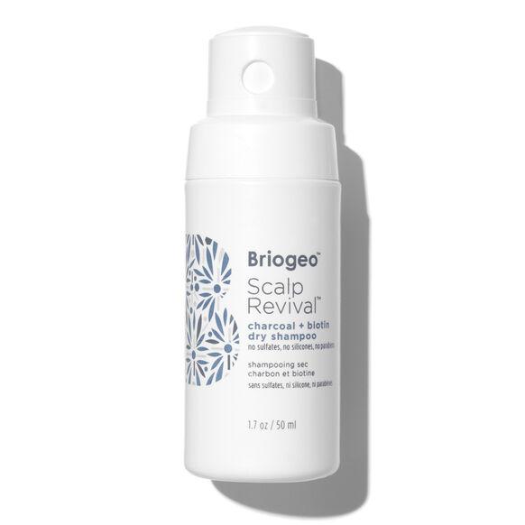 Scalp Revival™ Charcoal + Biotin Dry Shampoo, , large, image1