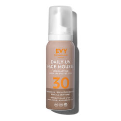 Daily UV Face Mousse SPF30, , large