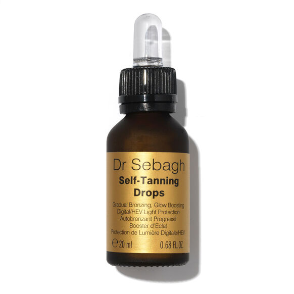 Self-Tanning Drops, , large, image1