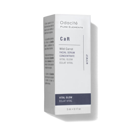CaR Vital Glow Serum Concentrate (Wild Carrot), , large, image4