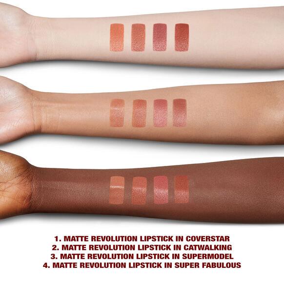 Matte Revolution Lipstick - Limited Edition, CATWALKING, large, image6