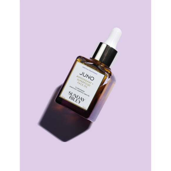 Juno Antioxidant + Superfood Face Oil, , large, image5