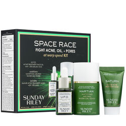 Space Race Fight Acne, Oil + Pores at Warp Speed Kit, , large
