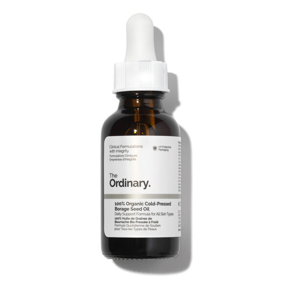 100% Organic Cold-Pressed Borage Seed Oil, , large, image1