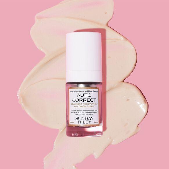 Autocorrect Brightening and Depuffing Eye Contour Cream, , large, image3