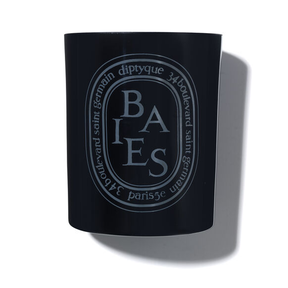 Baies Coloured Candle, , large, image1