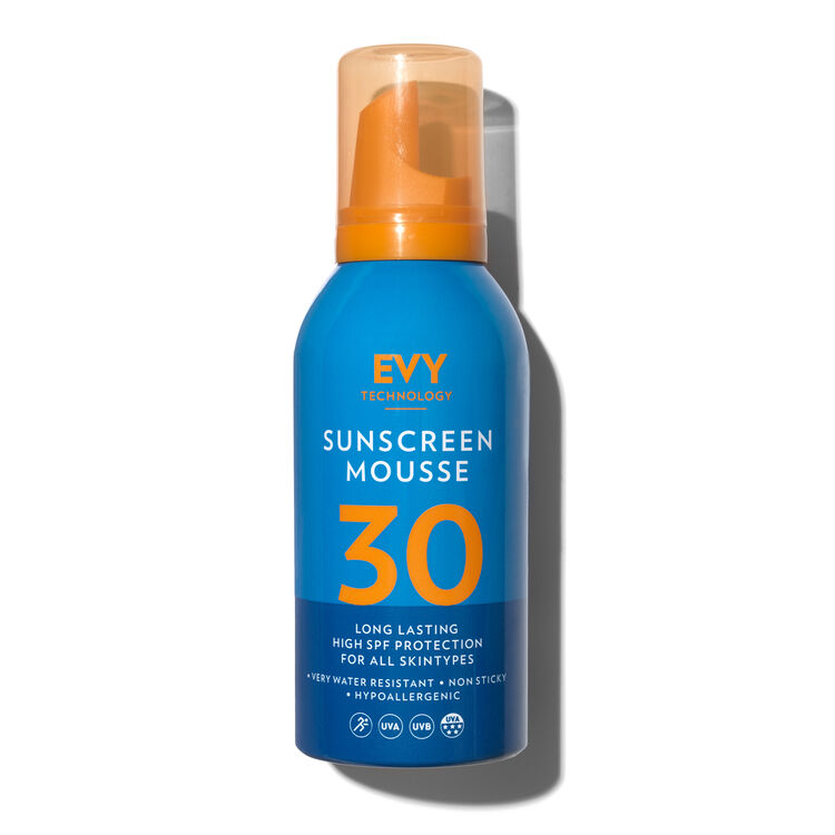 Sunscreen Mousse SPF 30, , large
