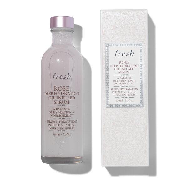 Rose Deep Hydration Oil-infused Serum, , large, image3