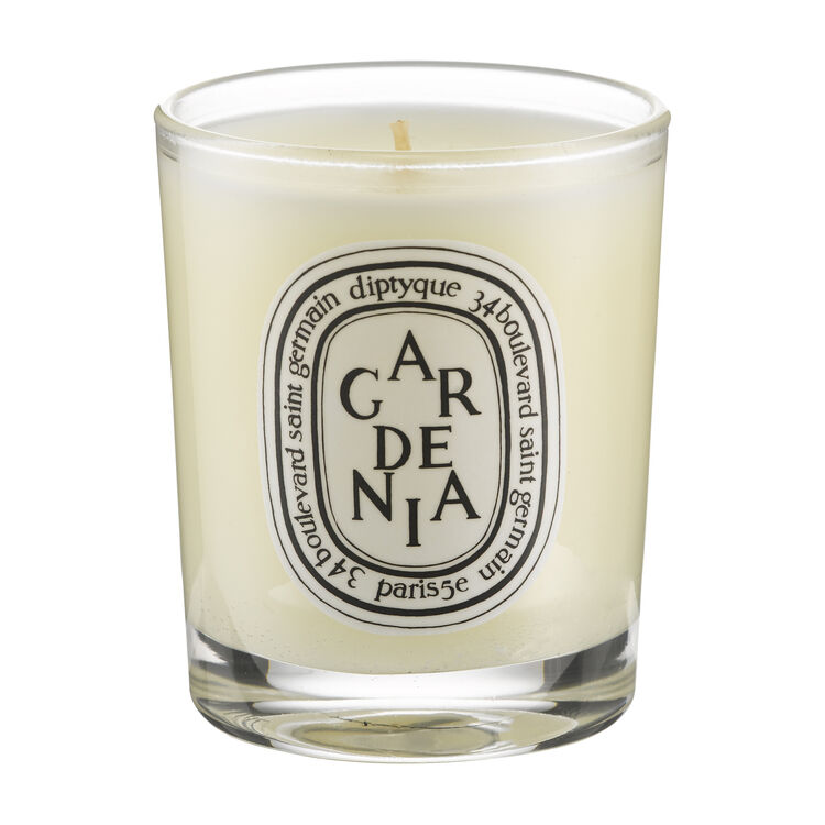 Gardenia Scented Candle 6oz, , large