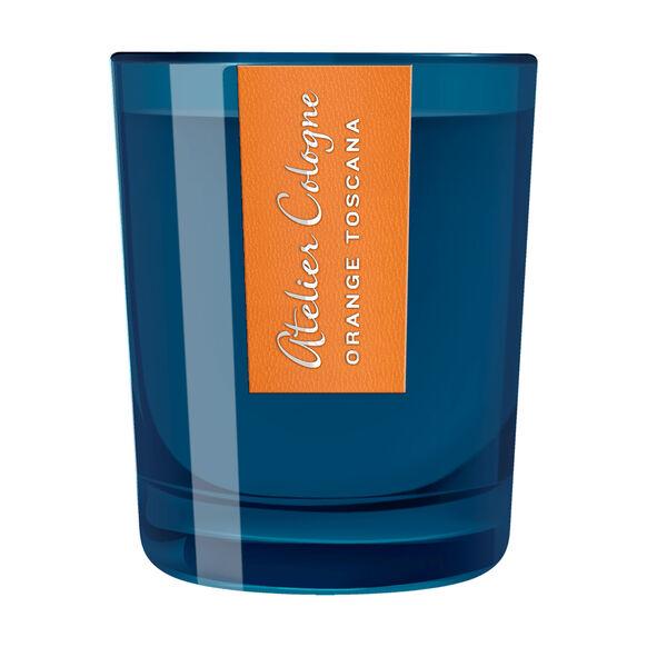 Orange Toscana Candle, , large, image1