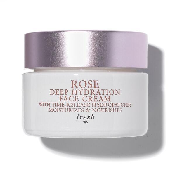 Rose Deep Hydration Moisturiser, , large, image1